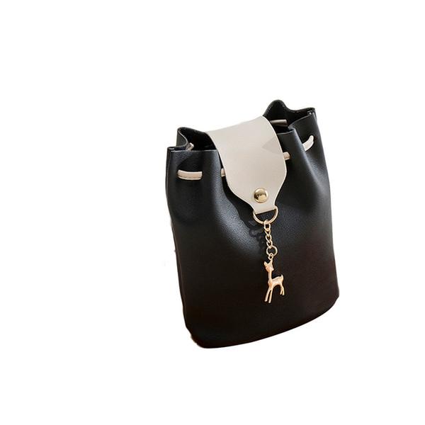 Cheap AOTIAN Womens Leather Bag small Deer Shoulder Bags Purse Messenger Bag women shoulder bag For Students OL Women A30
