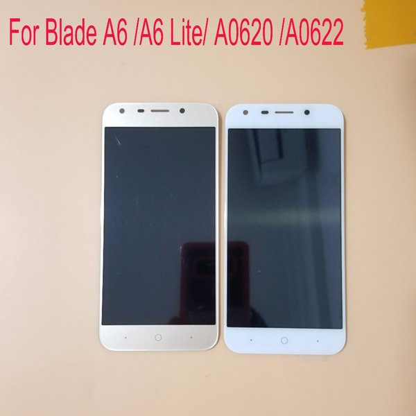 New 5.2 inch For ZTE Blade A6 / A6 Lite A0620 A6022 LCD Display Touch Screen Assembly Repair Parts With Tools