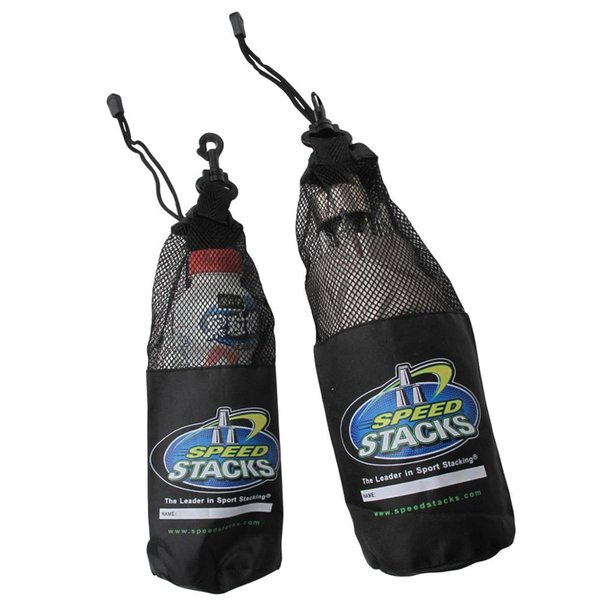 Bolsa de botella de agua mosquetón portátil, bolsa de paraguas, cordón de malla abierta bolsa de almacenamiento de viaje superior portador de hidratación táctica