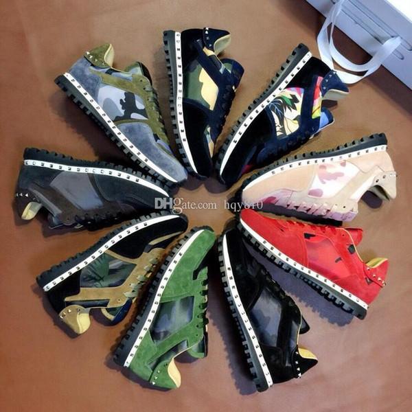 Scarpe classiche di lusso Scarpe da stilista Uomo Donna Scarpe casual stile punk di alta qualità taglia 35-45 Modello ST0429