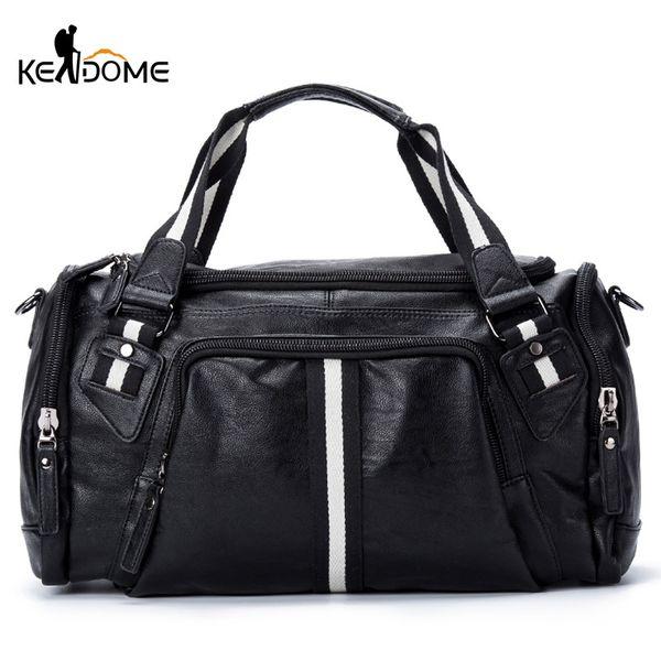 13c61b031fa1 Фитнес тренажерный зал Сумка дорожная сумка для женщин мужчины большой  емкости полоса плеча тренировочные сумки Bolso
