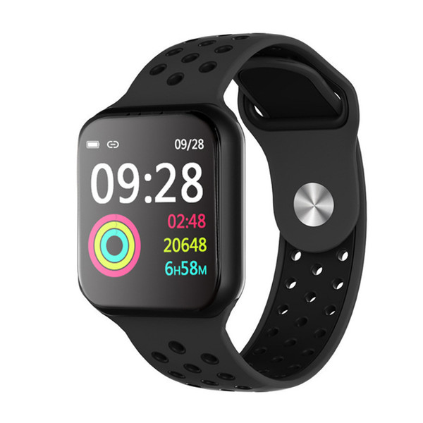 F8 mart watch bluetooth martwatch mart band touch bracelet with heart rate blood pre ure pu h email me aging leep tracker
