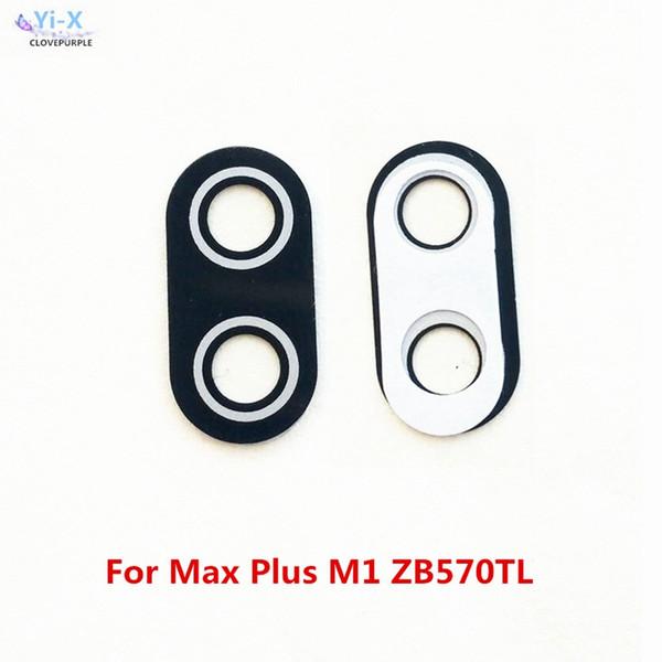 50pcs hinten zurück Kameraobjektiv für Asus Zenfone Max Plus (M1) X018DC ZB570TL