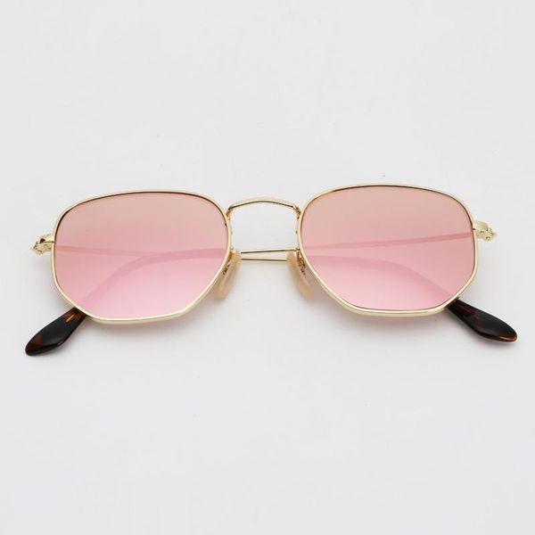 001 / Z2 Gold-Rosa-Spiegel