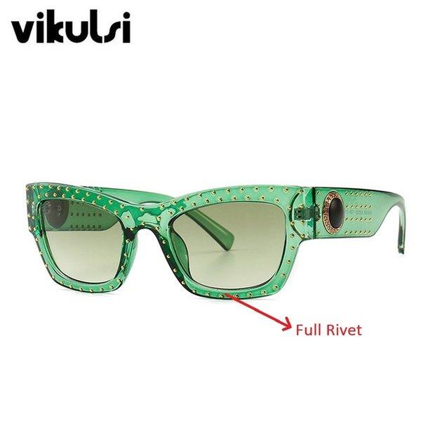 Colore lenti: verde E27 (rivetto)
