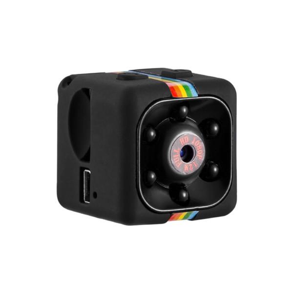 SQ11 Camera Outdoor Sports Small Camera High Definition Night Vision Infrared Night Vision 1080P Moving DV Camera Free shipping