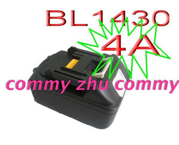 Nuova batteria al litio MAKITA BL1430 14,4 V 4A, garanzia per un anno