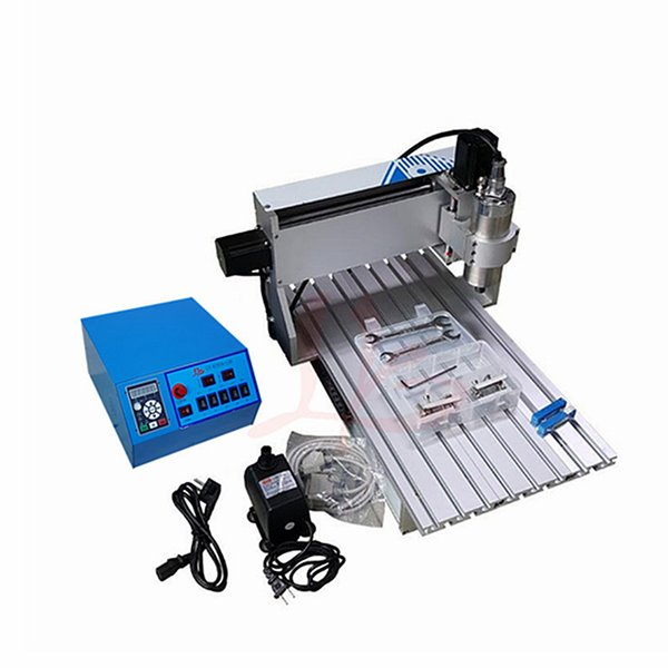 engraving machine 6040v 0.8kw 3 4 axis cnc router 800w 6040 pcb stone drilling and milling machine