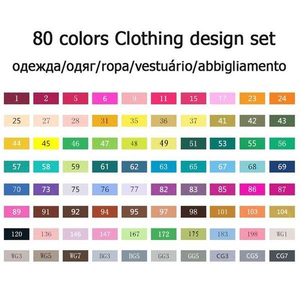 80 Giyim Seti