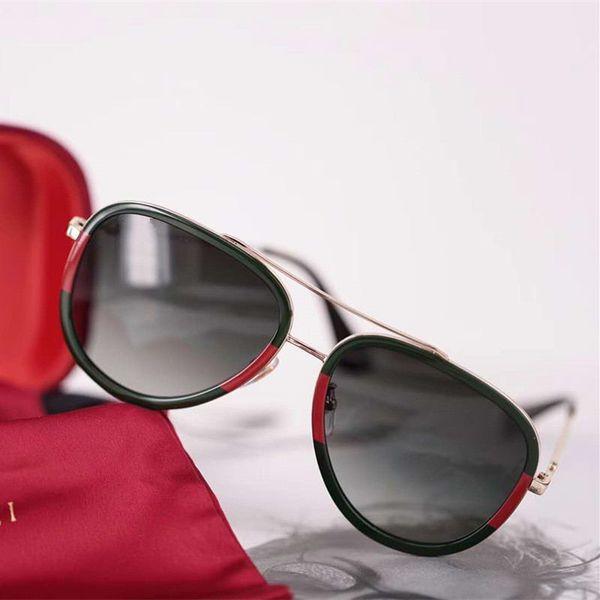 Woman Summer style brand Woman Summer style brhalf frame women brand designer uv protection clear lens vintage Bold Black Plastic Sunglasses