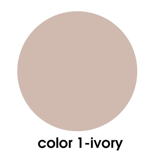 color 1-ivory silico