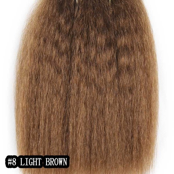 #8 Light Brown