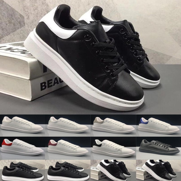 Fashion Luxury Designer Shoes Womens Mens trainers 3m REFLECTIVE Leather Platform Shoe Flat Casual Party Wedding Suede Sports Sneakers