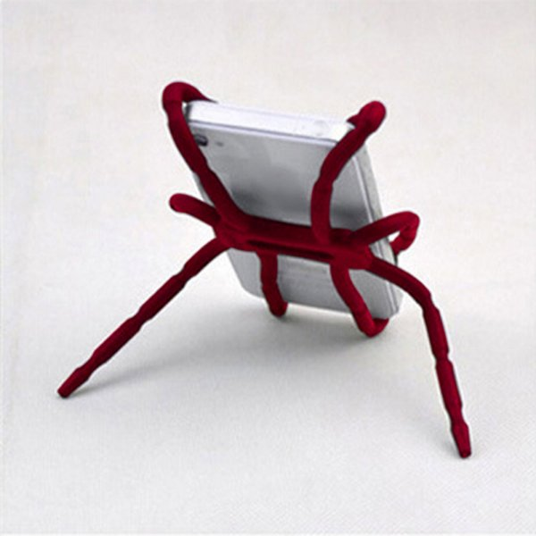 Universal Phone Table Stand Holder Spider Adjustable Grip Car Desk Phone Kickstands Mount Support for