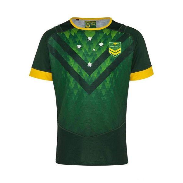 2019 AUSTRALIA KANGAROOS JERSEY AUSTRALIA WALLABIES INDIGENOUS JERSEY 2018/19 Players Rugby Training Singlet size S -3XL