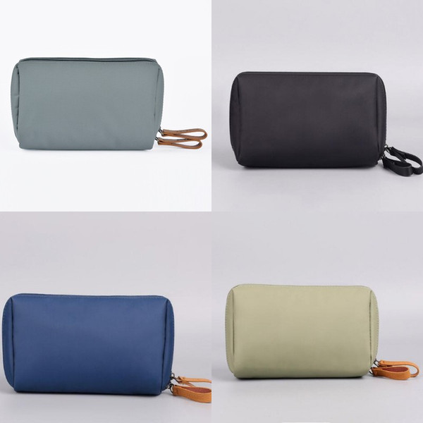 Hand Hold Bags Multi Functions Small Cosmetic Bag Black Blue Mobile Phone Lipstick Sack New Arrival 9 5qr L1