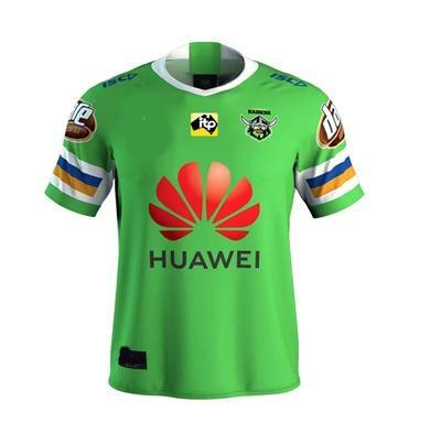 HOT SALE 2019 2020 CANBERRA RAIDER S Startseite Rugby Trikots National Rugby League Rugby Shirt Trikot Canberra Raiders s Hemden s-3xl