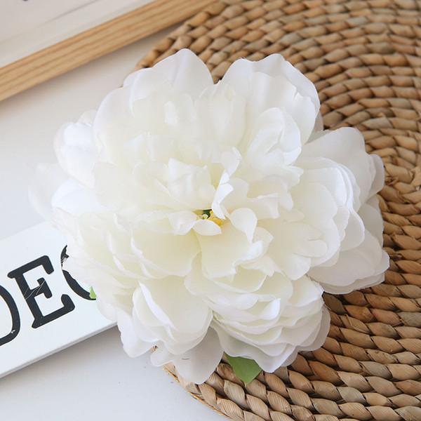 15cm artificial French peony flower head simulation decoration DIY wedding family party road lead flower wall decor