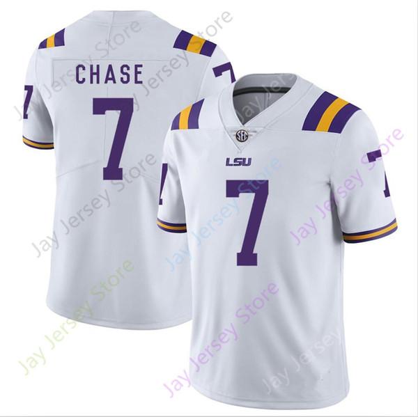 7 Ja # 039; marr blanc Chase