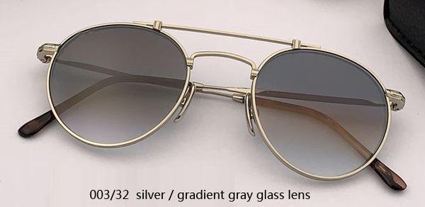 003/32 plata / gris degradado