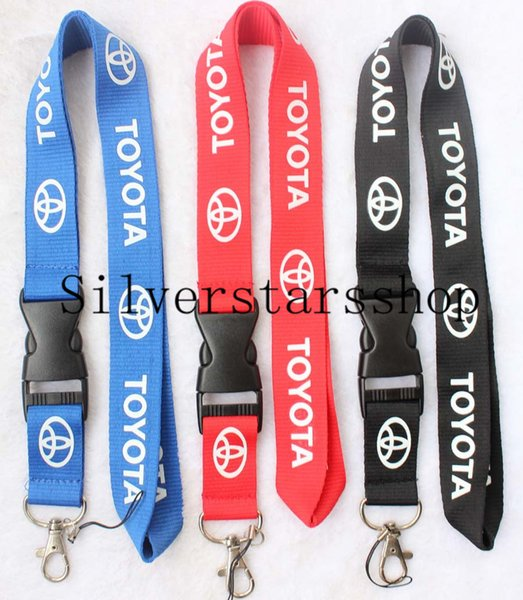 10Pcs Popular Auto Logo Style mobile Phone lanyard with Lobster Clasp fit Key ID Mobile Cell Phone straps Keychain NewHot Sale! 10Pcs Popula