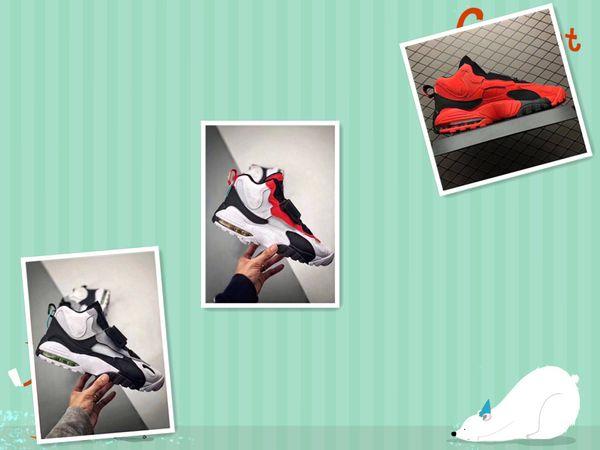 Sportswear Speed Turf 2019 paio scarpe outdoor alte per aiutare scarpe basse US7 ~ 11 tennis allenamento da basket scarpe da corsa uomini e uomini m