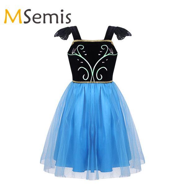 Kids Girls Ballet Dress Gymnastics Leotard for Girls Little Cap Sleeves Princess Dress Up Costume Cosplay Party Fancy Kids