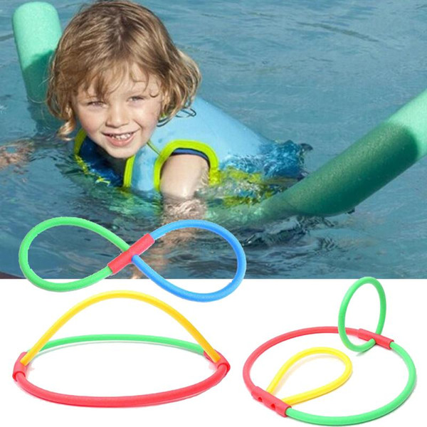 MagiDeal Multi-Functional Swimming Toy Pool Noodle Connectors Water Float New