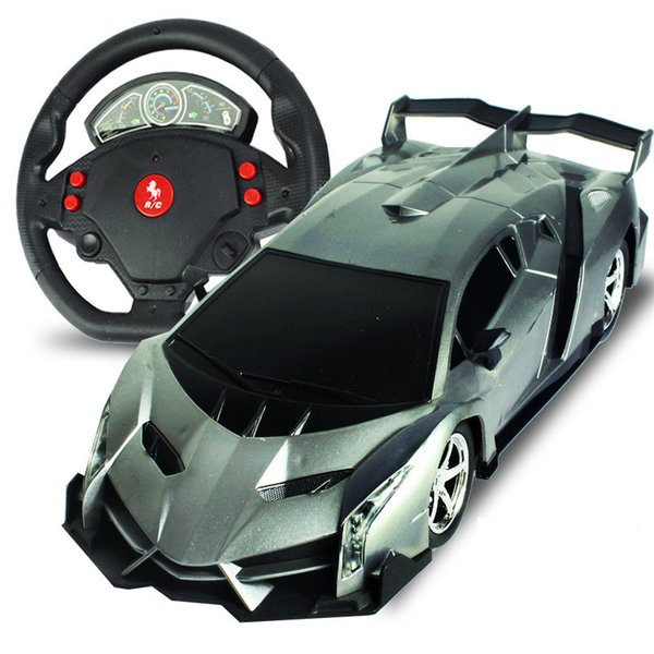 1 :24 Electric Rc Cars Machines On The Remote Control Radio Control Cars Toys Drift Race For Boys Children Kids Gifts