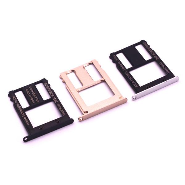 Nano SIM/ Micro SIM Card Tray Holder Micro SD TF Card Slot Holder Adapter for Huawei Google Nexus 6P