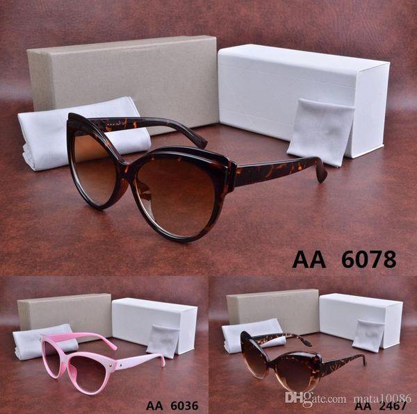 Hot Best Vintage Brand men women Sunglasses with Luxury origianal box jim Retro eyeglasses classical glasses Driving Goggle Outdoor fishing