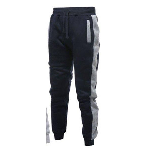 pantalon 6 logo blanc