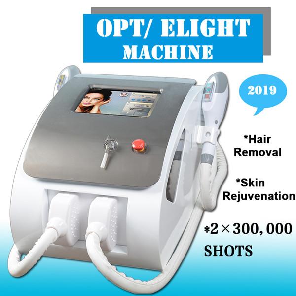 IPL lazer satış! Lazer epilasyon kalıcı ipl cilt epilasyon makinesi ipl lazer yüz gençleştirme Elight