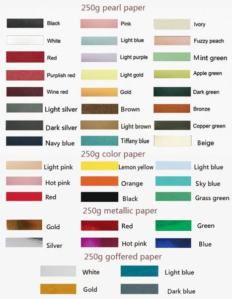 другой цвет говорят нам 13x18cm