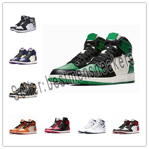 Acheter Nike Michael Jordan Jumpman 1 Chaussure De Basket Ball Athlétisme Baskets Chaussure De Course Pour Femmes Sports Torche Lièvre Jeu Royal Pine