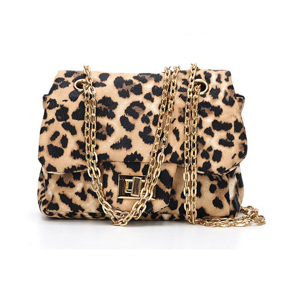 leopard print Baby Fashion Kids Shoulder Bag Little Girls Gifts Toddler Purse Handbag Children Mini Messenger Bag PU Leather