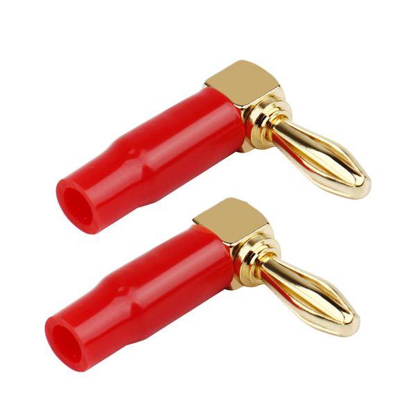 Elbow Plug Red