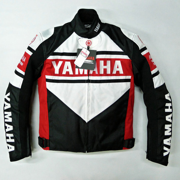 Motorcycle Protective Jacket For YAMAHA Winter Automobile Motorbike Clothing Moto GP Racing Clothes
