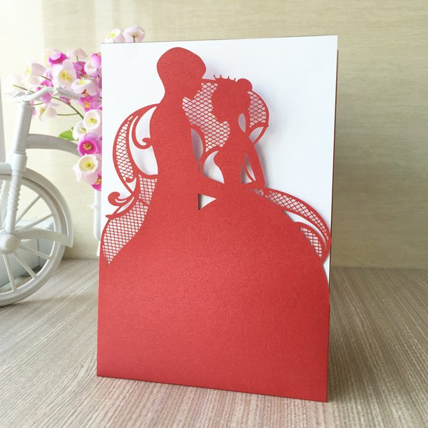 Wedding Invitation Cards Fancy Dress Party Marriage Celebration Valentine S Day Theme Invitation Gifts Card Blessing Cards Address Labels For Wedding