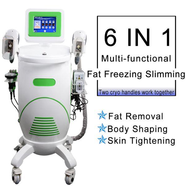fat freezing machine ultrasonic cavitation rf slimming 2019 velashape machine lipo laser fat removal 2 fat freezing handles work together