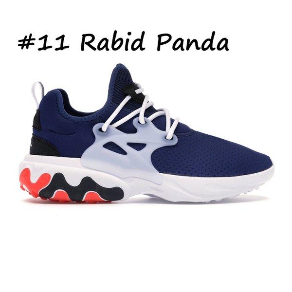 11 Panda Raivoso