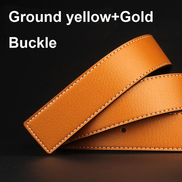 الأرض أصفر + الذهب مشبك