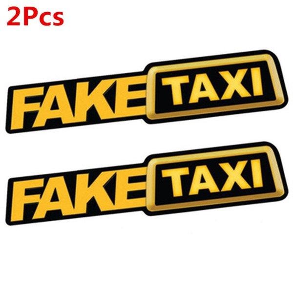 2PCS YellowBlack