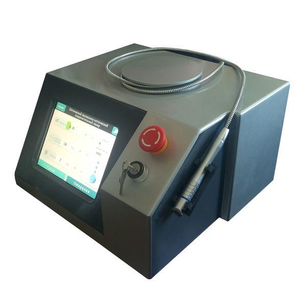 2019 Laser Spider Veins Removal Machine 980nm Diode Laser Vascular Varicose Vein Treament Relieve Telangiectasis Red Blood Vessles Rosacea
