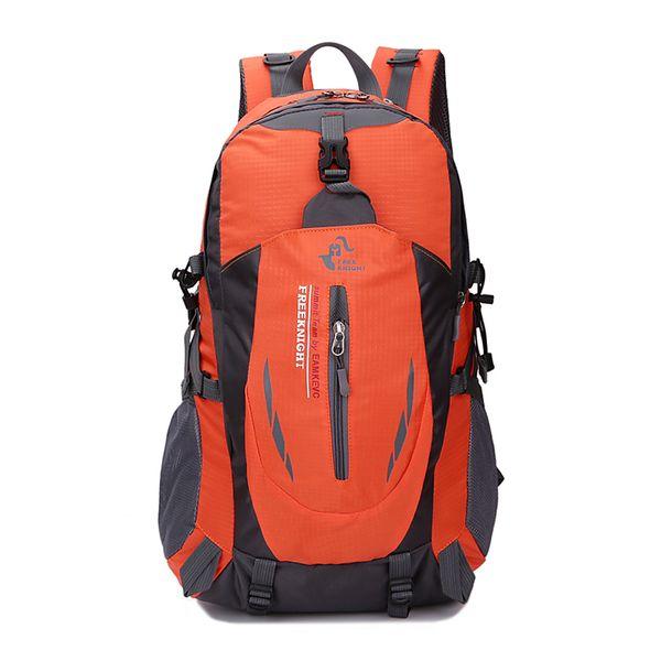 Camping Backpack Outdoor Sport Travel Laptop Daypack for Men Women Waterproof 40L Backpack Water-resistant Hiking