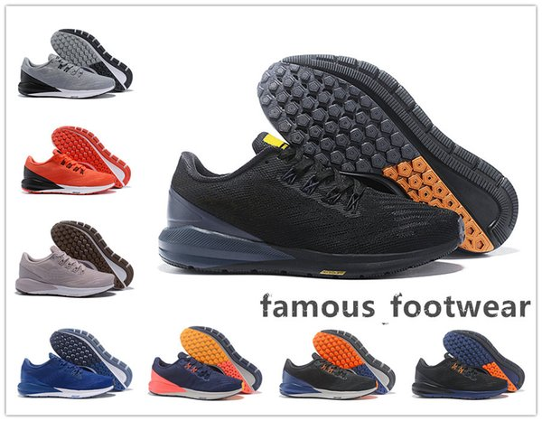 Zapatillas de running de alta calidad con zoom Vomero 22 Classic para mujer para mujer zapatillas de color rosa Zapatillas de malla superiores 22s Zapatillas de deporte para hombre Zapatillas deportivas