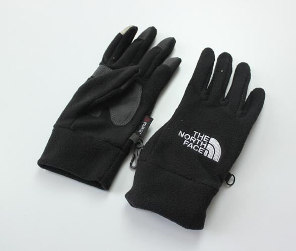 2019 Top TN Luxury brands Autunno e sport invernali uomo caldo touch screen sci alpinismo anti-skid ciclismo signore guanti di lana per il tempo libero