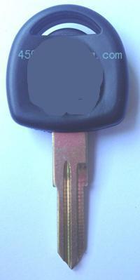 KL10 Guscio chiave per auto di alta qualità per Opel con lama sinistra HU46 CAR KEY BLANK spedizione gratuita