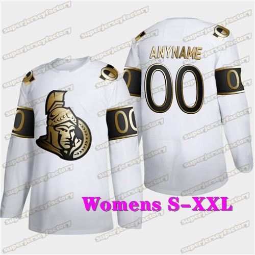 Golden Edition White women