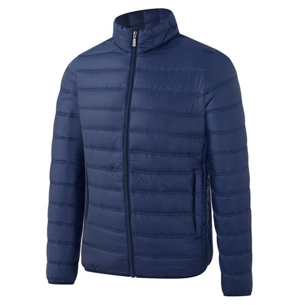 top popular Lightweight men's down jacket Winter's new Classic Mayan down jacket for men a hooded down jacket for men a warm 2021